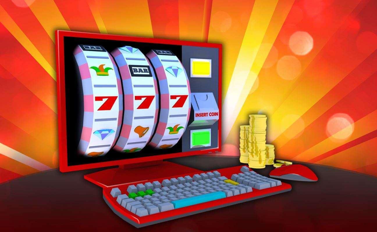 Онлайн игровые автоматы gaminator играть